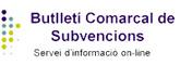 Botlletí Local de Subvencions Consell Comarcal del Berguedà