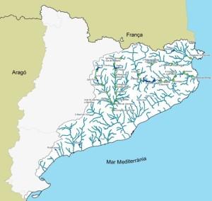 mapa usos rius