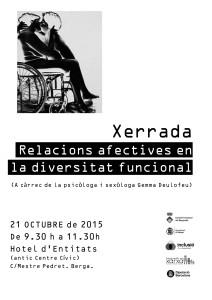 Cartell_Xerrada relacions diversitat funcional