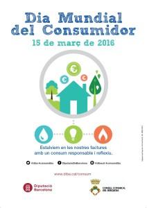 cartell dia mundial consumidor