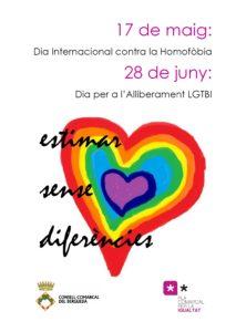 cartell campanya 2016 estimar sense diferències