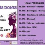guardiola dia dones 2017 150x150 - Commemoració del Dia Internacional de les dones al Berguedà