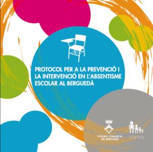 protocol 300x298 - S'aprova el Protocol per a la prevenció i la intervenció en l'absentisme escolar al Berguedà