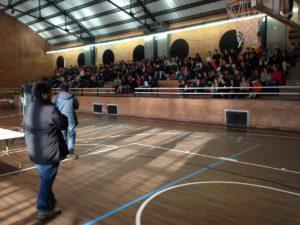 trob.delegats 300x225 - Delegats i delegades de secundària del Berguedà es troben per formar-se i treballar eines de participació