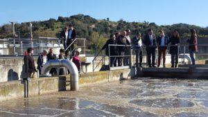 depuradora berga 2 300x169 - Inauguració de l'ampliació de l'estació depuradora d'aigües residuals de Berga