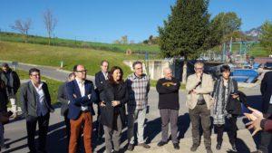 depuradora berga 3 300x169 - Inauguració de l'ampliació de l'estació depuradora d'aigües residuals de Berga