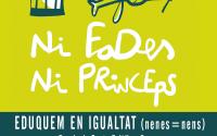 """cartell coeduacion sta.eulalia ccbergueda 200x125 - El Consell Comarcal amplia el projecte de coeducació """"Ni fades ni prínceps"""" a les escoles bressol"""
