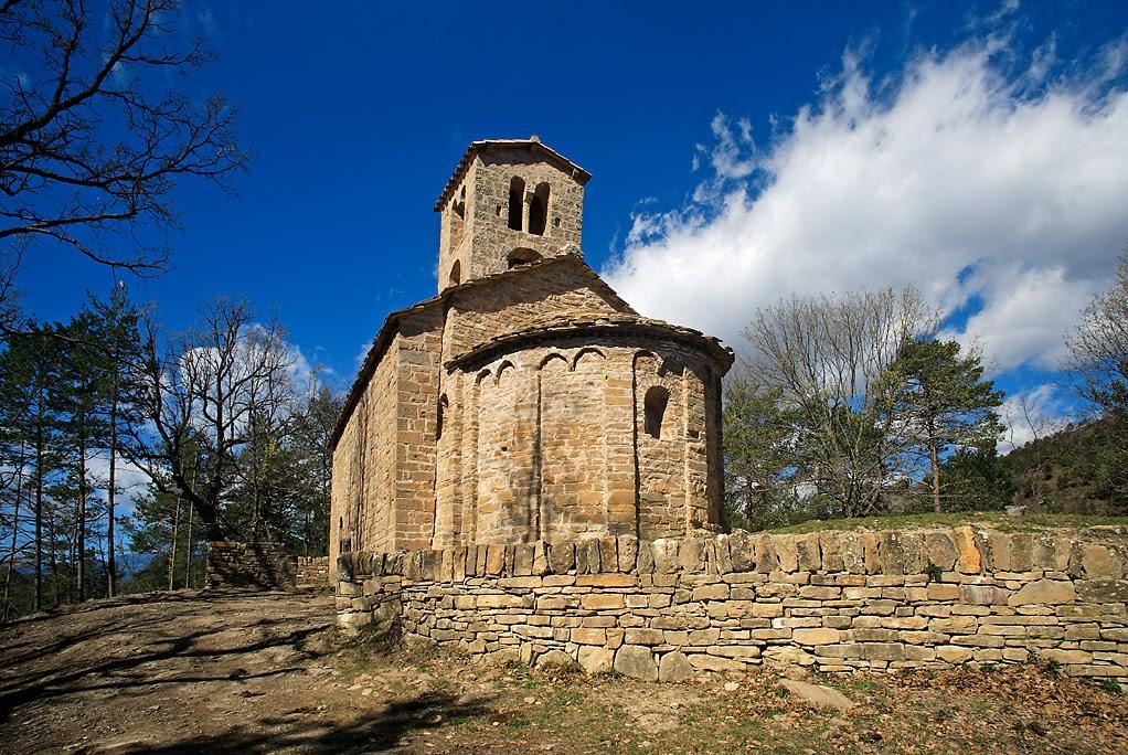 Església romànica de Sant Sadurní de Rotgers