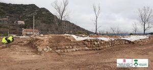 Inversions al castell de Berga 2020