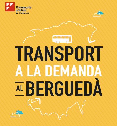 Logotip Transport a la Demanda